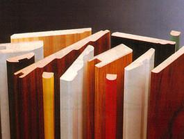 Molduras decorativas en colores y diseños madera