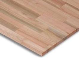 Tablero alistonado en madera
