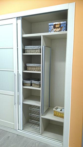 Complementos de armarios y ordenaci n madrid accesorios - Accesorios para armarios ...