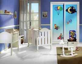 Armario infantil personalizado con foto