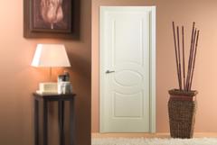 Puerta lacada modelo Lac F3D