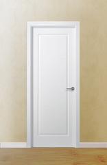 Puerta lacada modelo Lac F1C
