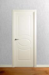 Puerta ciega lacada modelo Lac F3D