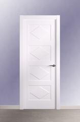 Puerta ciega modelo Nova Rombos